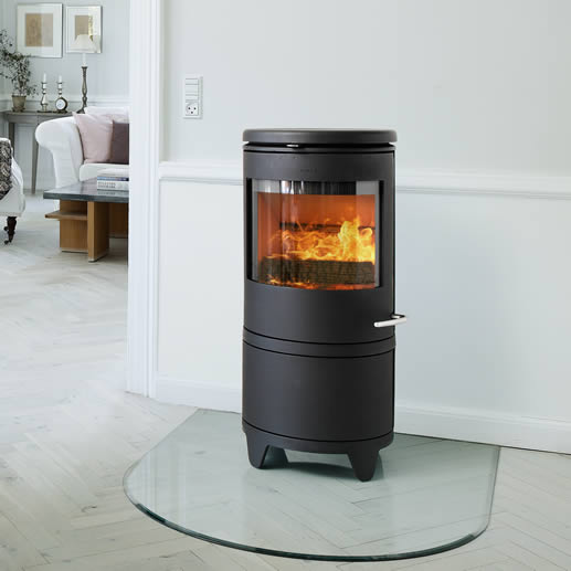 Village Stoves And Fires Contemporary Stoves Log Burning