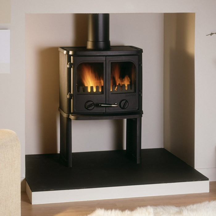 [Image]Morso Panther 2145 Cleanheat Convector Woodburning Stove 6kW